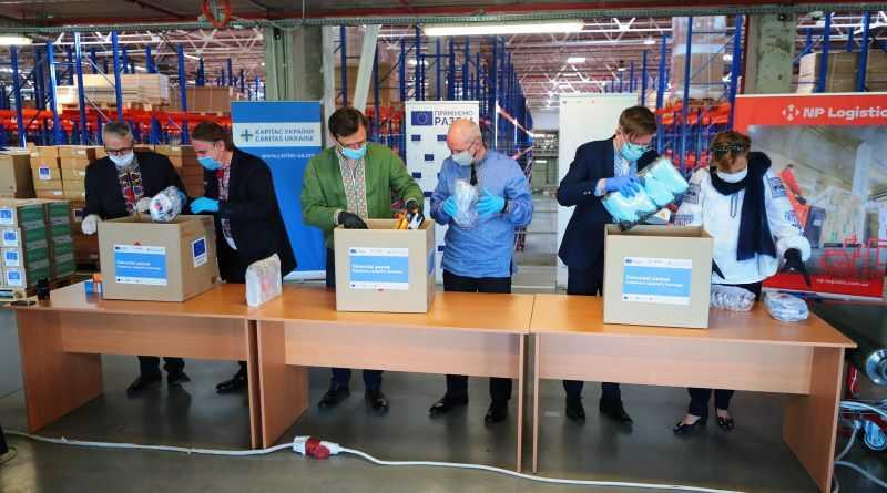 В Дніпропетровській області 68 ОТГ отримали «скриньки здоров'я» від ЄС