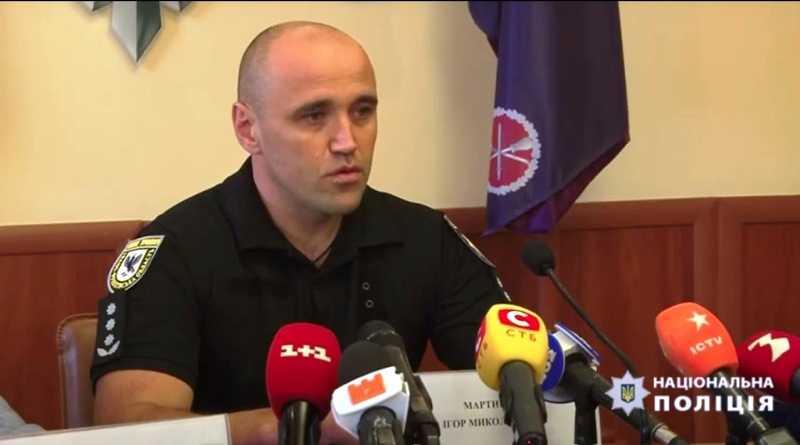 Начальник Департаменту внутрішньої безпеки Ігор Мартищук проведе прийом громадян у Павлограді