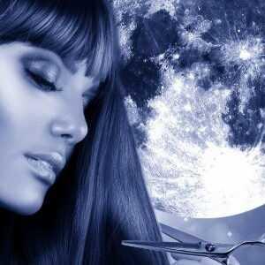 Как лунный календарь влияет на рост волос?