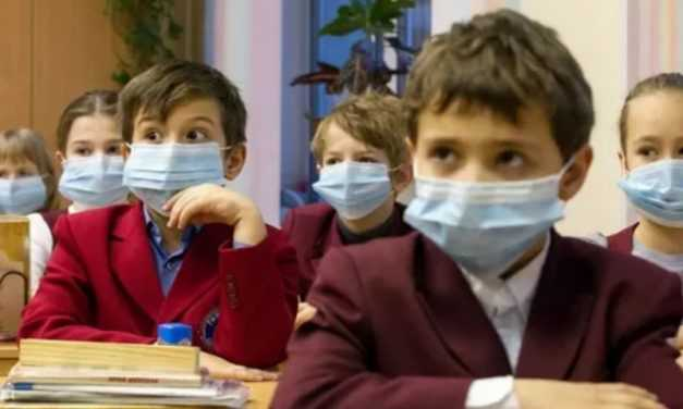 COVID в школах Днепропетровщины: часть учеников отправляют на дистанционное обучение