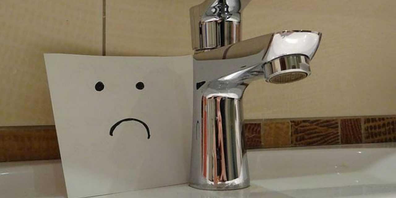 В каких микрорайонах Павлограда отключают подачу воды