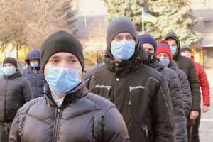 Осенний призыв с Днепропетровщины на срочную службу - 1265 молодых людей, область среди лидеров по стране