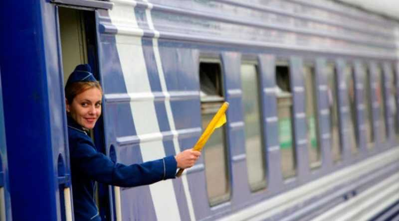 Во время локдауна ограничений железнодорожных перевозок не планируют