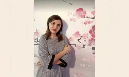 Учительница английского языка из Павлограда Ирина Чабаненко победила в престижном конкурсе