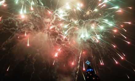 Павлоград  готовится  к  встрече  новогодних  и  рождественских  праздников