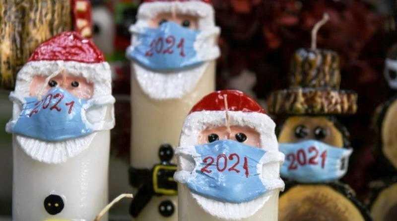 Дистанционные конкурсы, выставки и онлайн-поздравления: павлоградцы отметят Новый год в условиях карантина