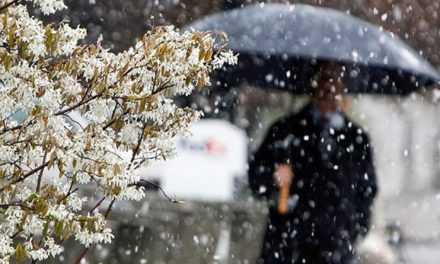 Павлоградцев ждут длинные выходные, но со сложными погодными условиями