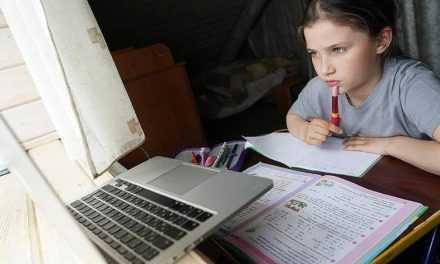 После зимних каникул павлоградские школьники будут учиться дистанционно
