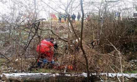Павлоградские спасатели оказали помощь мужчине (ВИДЕО)
