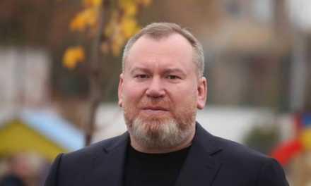 Главой области во второй раз назначен Валентин Резниченко