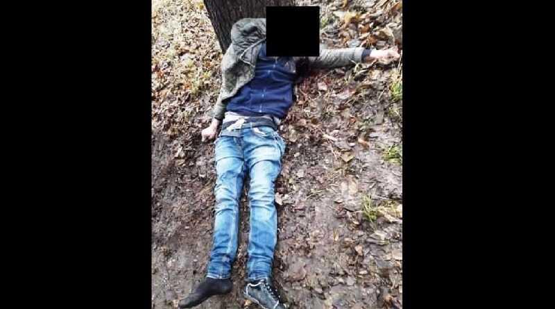 На Днепровской в Павлограде обнаружили труп молодого мужчины со следами насильственной смерти