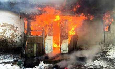 Гибель малыша на пожаре в Павлограде: полицейские задержали мужчину, по вине которого возникло возгорание