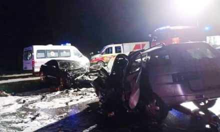 Полиция Павлограда устанавливает обстоятельства ДТП, в котором погибла супружеская пара