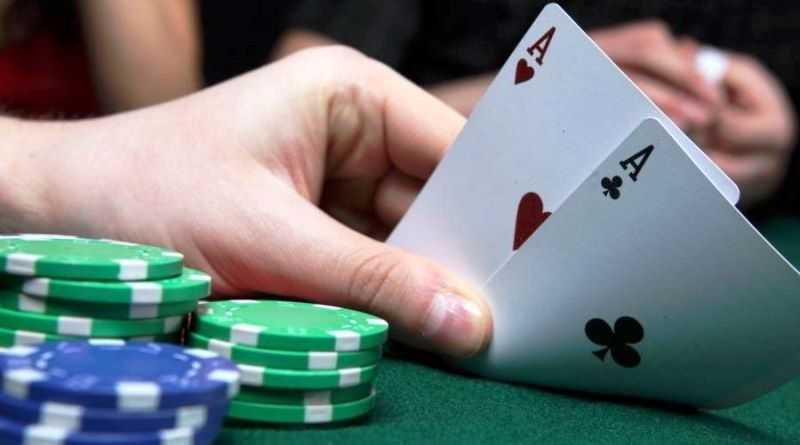 Павлоградку обвиняют в незаконной организации и проведении азартных игр