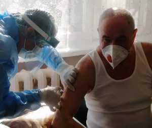 В Павлограде стартовала вакцинация от коронавируса
