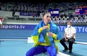 Первая медаль Украины на Чемпионате Европы-2021 по легкой атлетике