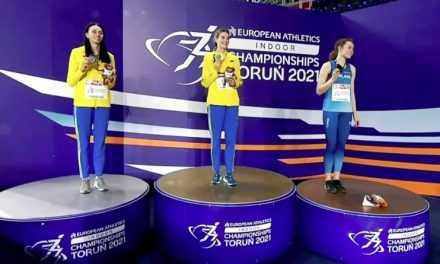 """Украинcкие прыгуньи в высоту  выбороли """"золото"""" и """"серебро"""" на чемпионате Европы"""