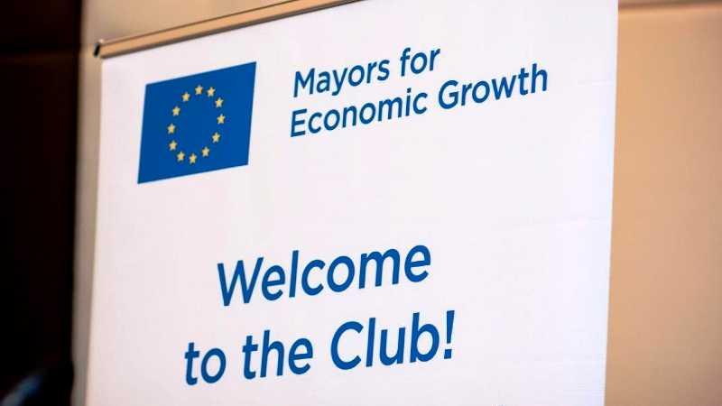 Города Днепропетровщины могут получить гранты на экономическое развитие от ЕС