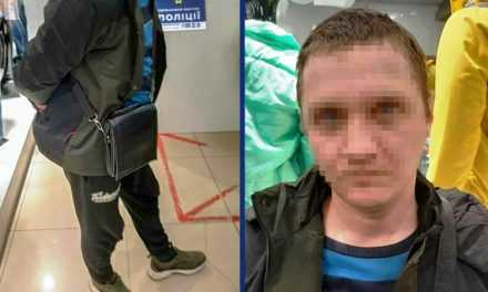 Сообразительный вор: в Павлограде мужчина хотел уйти из магазина в украденных кроссовках