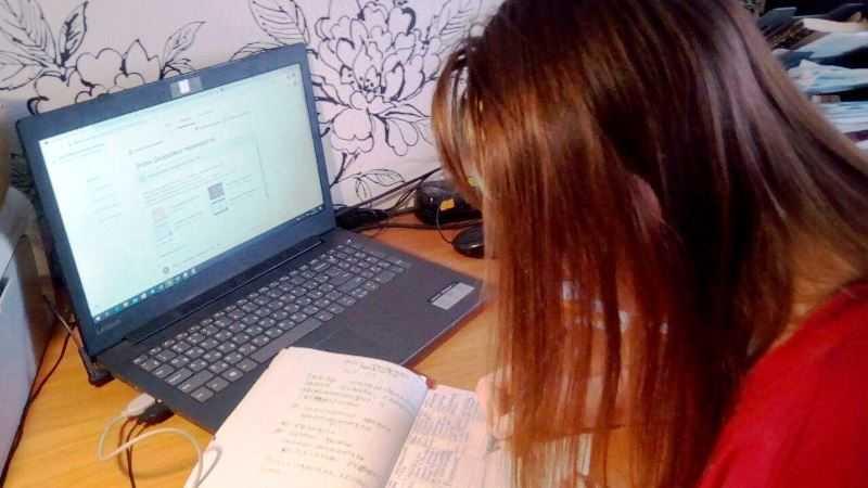С 29 марта школьники Павлограда неделю будут учиться дистанционно