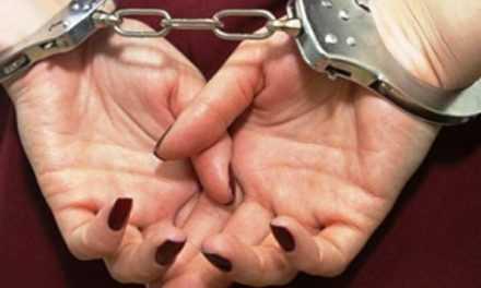 В Павлограде полицейские задержали женщину, которая разыскивалась за совершение краж в соседней области