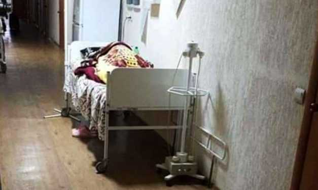 Ситуация с коронавирусом в Павлограде ухудшается: в больнице интенсивного лечения более ста тяжёлых больных