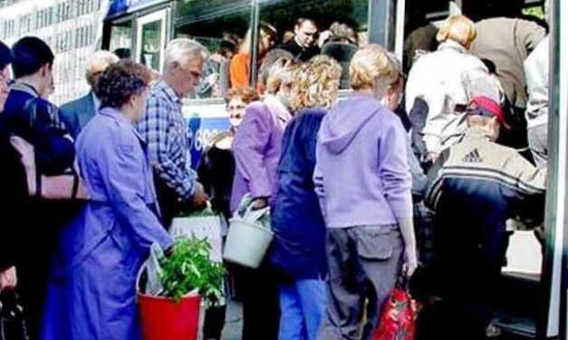 Для павлоградских дачников возобновляет свою работу сезонный автобусный маршрут №11