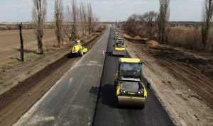 Не за горами капитальный ремонт дороги Павлоград-Днепр?