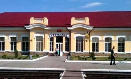 Через ж/д станцию Павлоград-1 будет курсировать поезд Харьков-Мариуполь