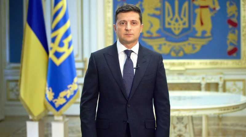 Обращение Президента Украины по ситуации безопасности в государстве