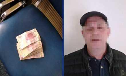 В Павлограде на «горячем» поймали бывалого мошенника: он пытался обмануть кассира в банке