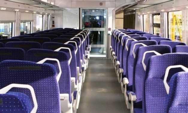 Новый экспресс между Харьковом и Днепром перевез уже более 3 тыс. пассажиров