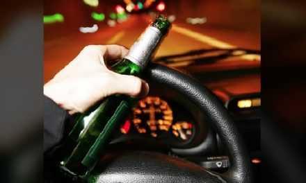 За одну ночь полицейские Павлограда остановили трёх водителей в состоянии алкогольного и наркотического опьянения