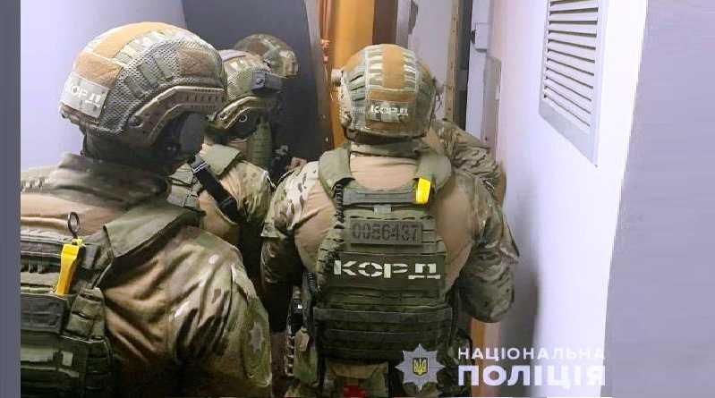 Полиция задержала двух самых влиятельных в Украине «воров в законе»