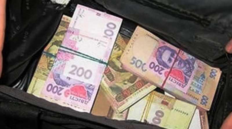 В Павлограде из автомобиля украли сумку с 230 000 гривен