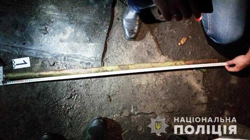 За совершение разбойного нападения в Терновке задержан местный житель