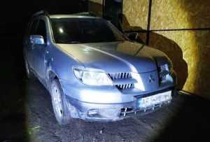 В Терновки полицейские разыскали пьяного водителя, который скрылся совершив ДТП