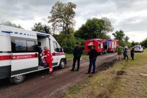 В Павлоградском районе спасатели ликвидировали пожар в жилом доме