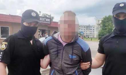 В Павлограде задержали шантажиста, вымогавшего деньги у местного жителя
