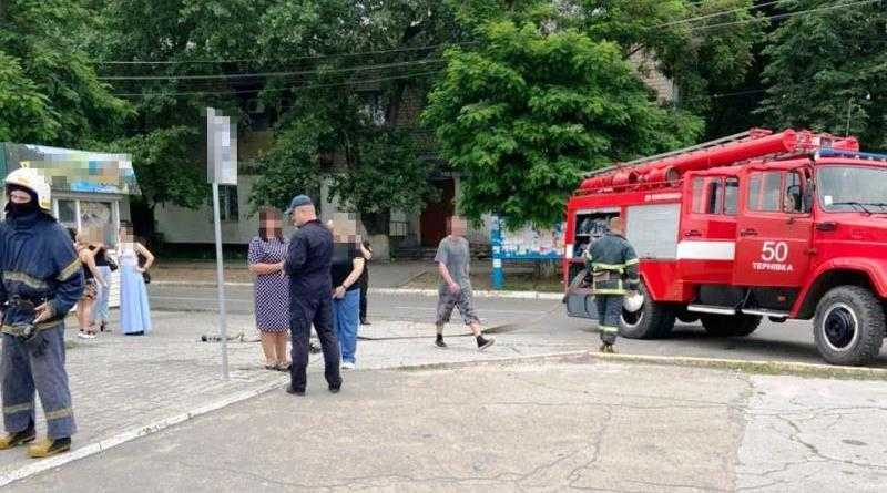 В Терновке задержали мужчину, который сообщил о ложном минировании автостанции