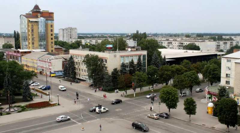 В центре Павлограда будет перекрыто движение автотранспорта